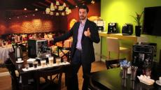 Espresso Machine 'Coffee World Machine Types Saeco Technologies'